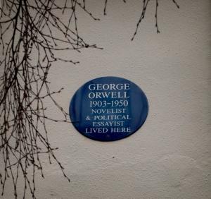 Orwellskylt