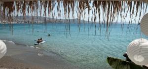 Ett av förra årets semestermål: Paros.