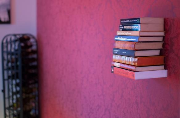 Self shelf