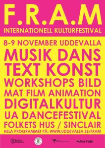 FRAM internationell kulturfestival