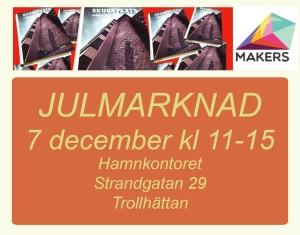 julmarknad 7 december 2014
