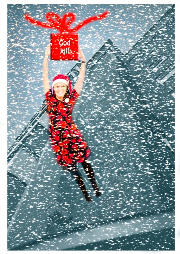 julkort till bloggen